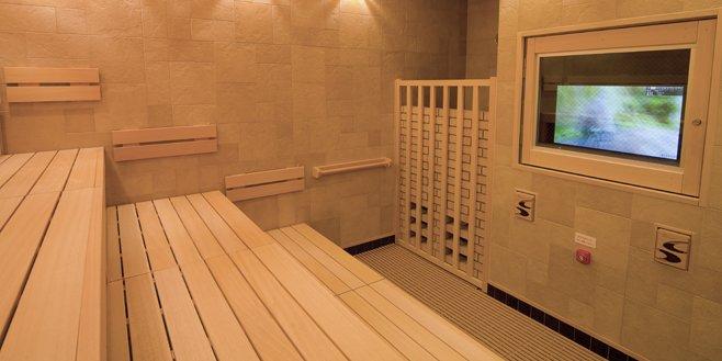 ティップネス東新宿店の施設