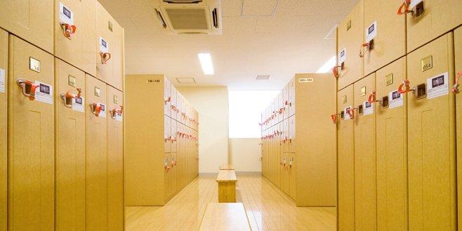 ティップネス上飯田店の施設