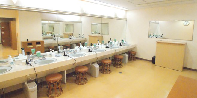 ティップネス町田店の施設