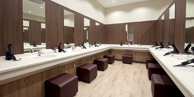 ティップネス六本木店の施設