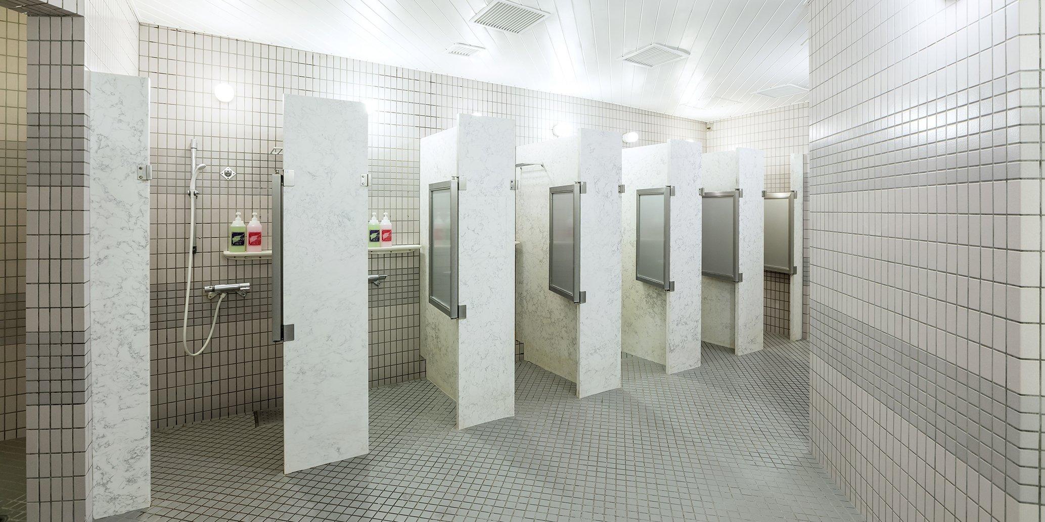ティップネス梅田店の施設