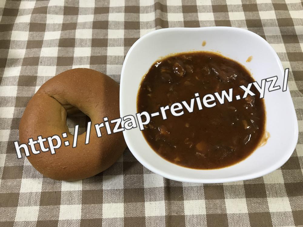 2018.12.2(日)ライザップ流の夕食