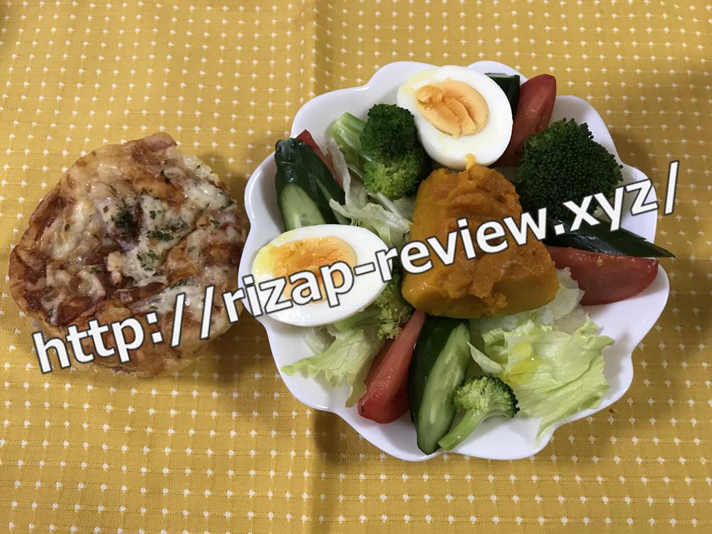 2018.12.21(金)ライザップ流の昼食