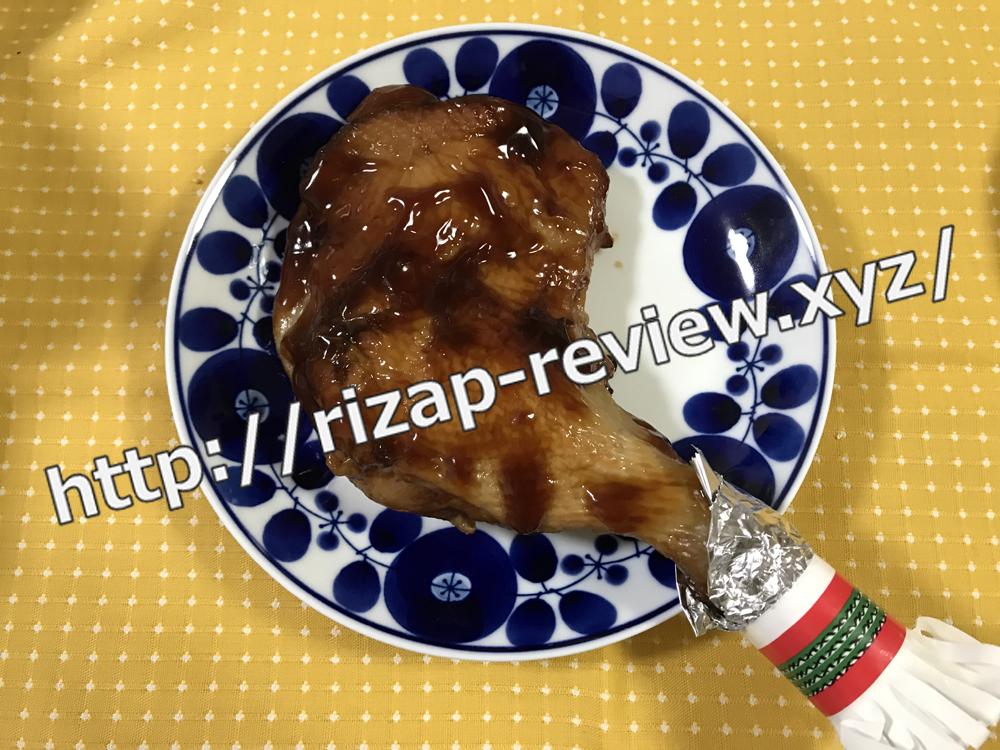2018.12.24(月)ライザップ流の夕食