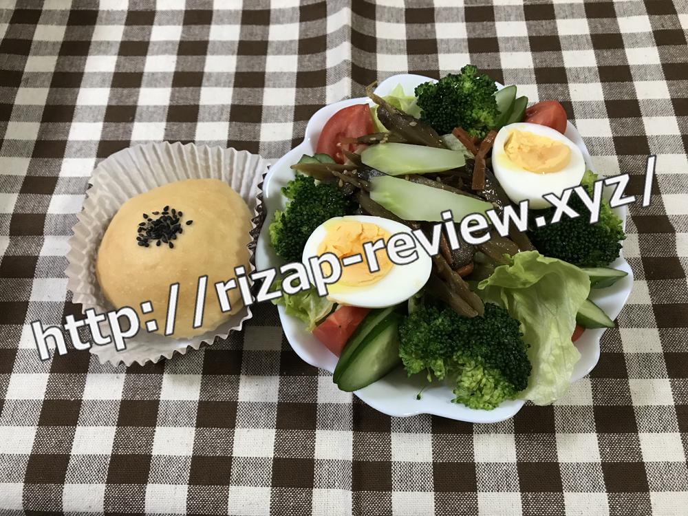 2018.12.27(木)ライザップ流の昼食