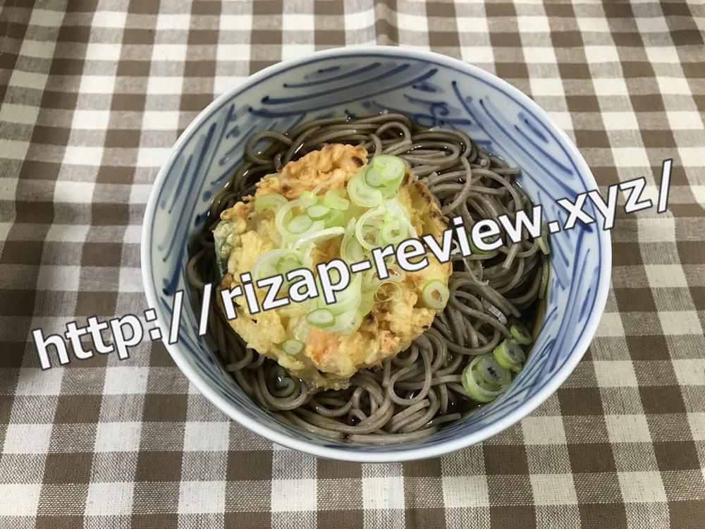 2018.12.31(月)ライザップ流の夕食