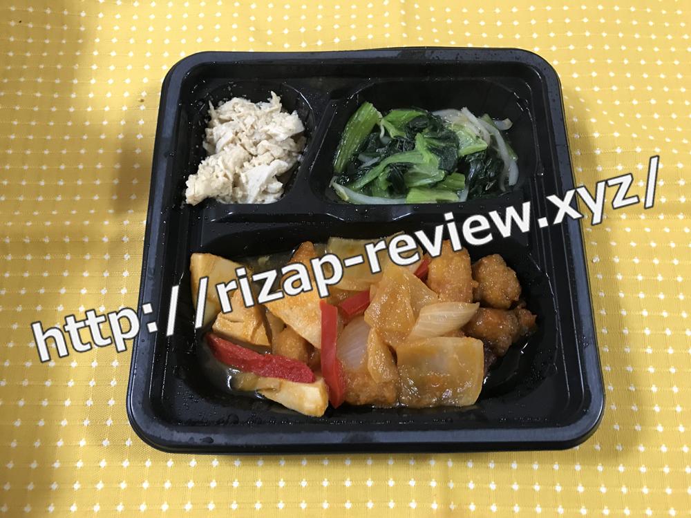 2019.1.3(火)ライザップ流の昼食