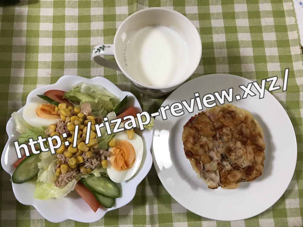 2019.1.5(金)ライザップ流の昼食