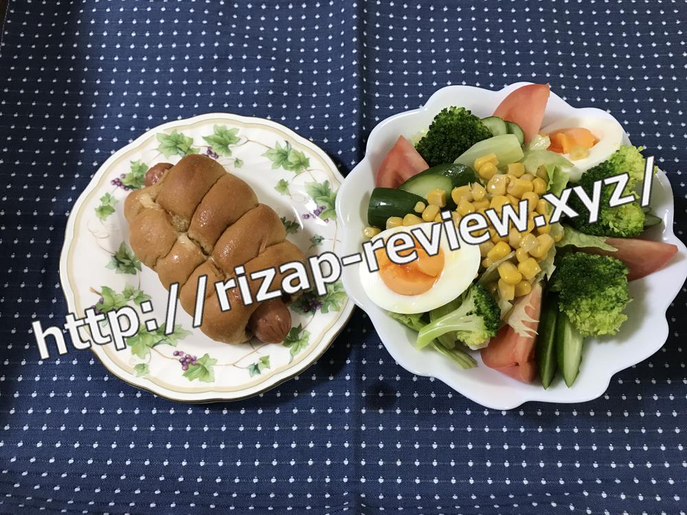 2019.1.8(火)ライザップ流の昼食