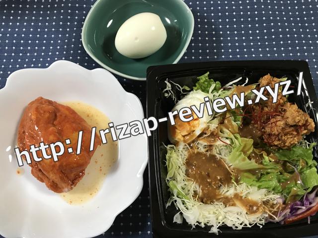 2017.11.19(日)の昼食