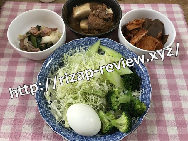 2017.12.17(日)の昼食
