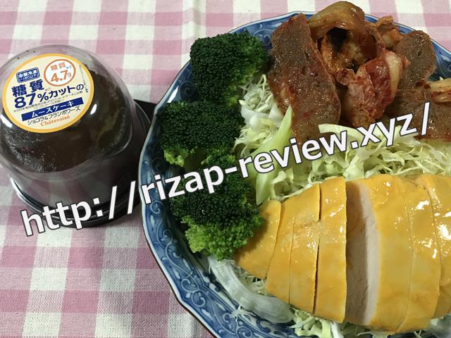 2018.2.1(木)の昼食