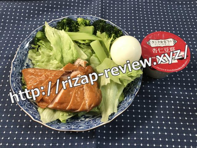 2018.2.17(土)の昼食