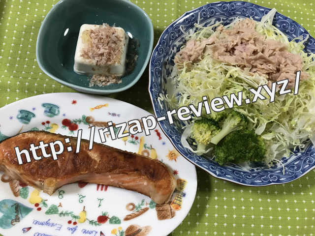 2018.3.10(土)の昼食