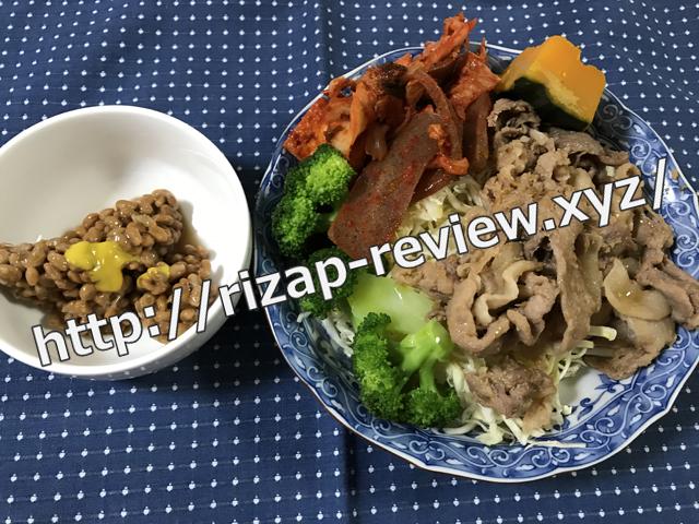 2018.4.14(土)の昼食