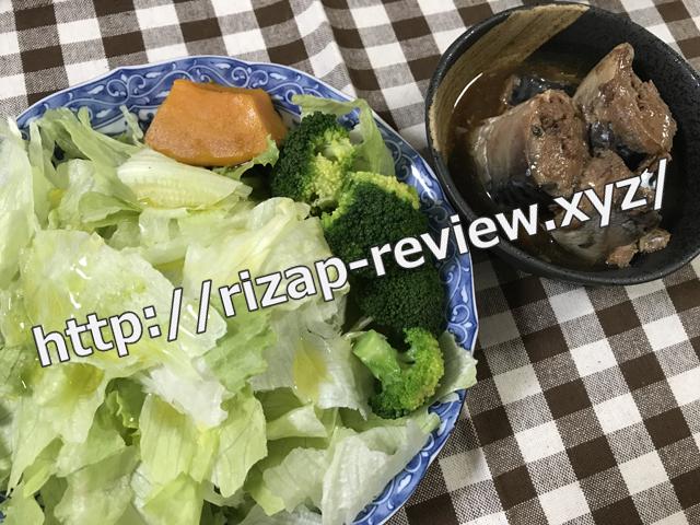 2018.4.18(水)の昼食