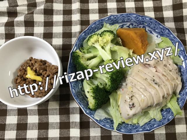 2018.5.26(土)の昼食
