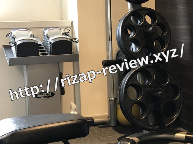 ライザップ柏店にて第55回目トレーニング終了・2018.5.1