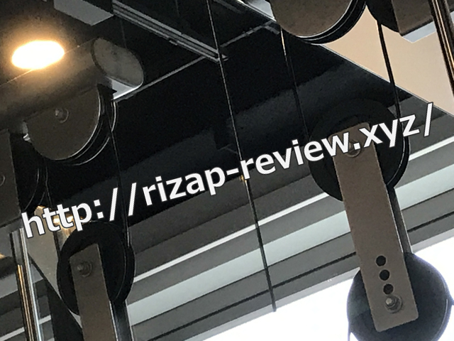 ライザップ柏店にて第69回目トレーニング終了・2018.6.7