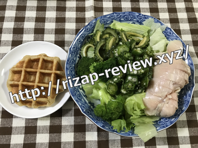 2018.8.6(月)の昼食