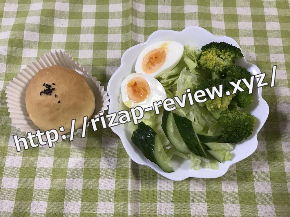 2018.10.7(日)ライザップ流の昼食
