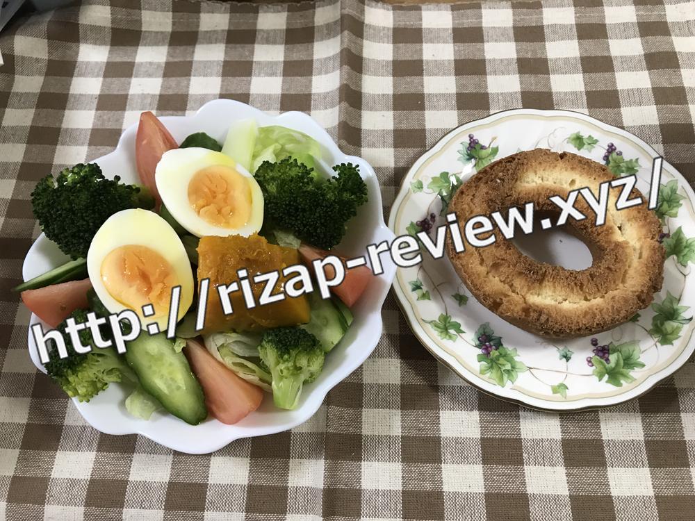2018.10.29(月)ライザップ流の昼食