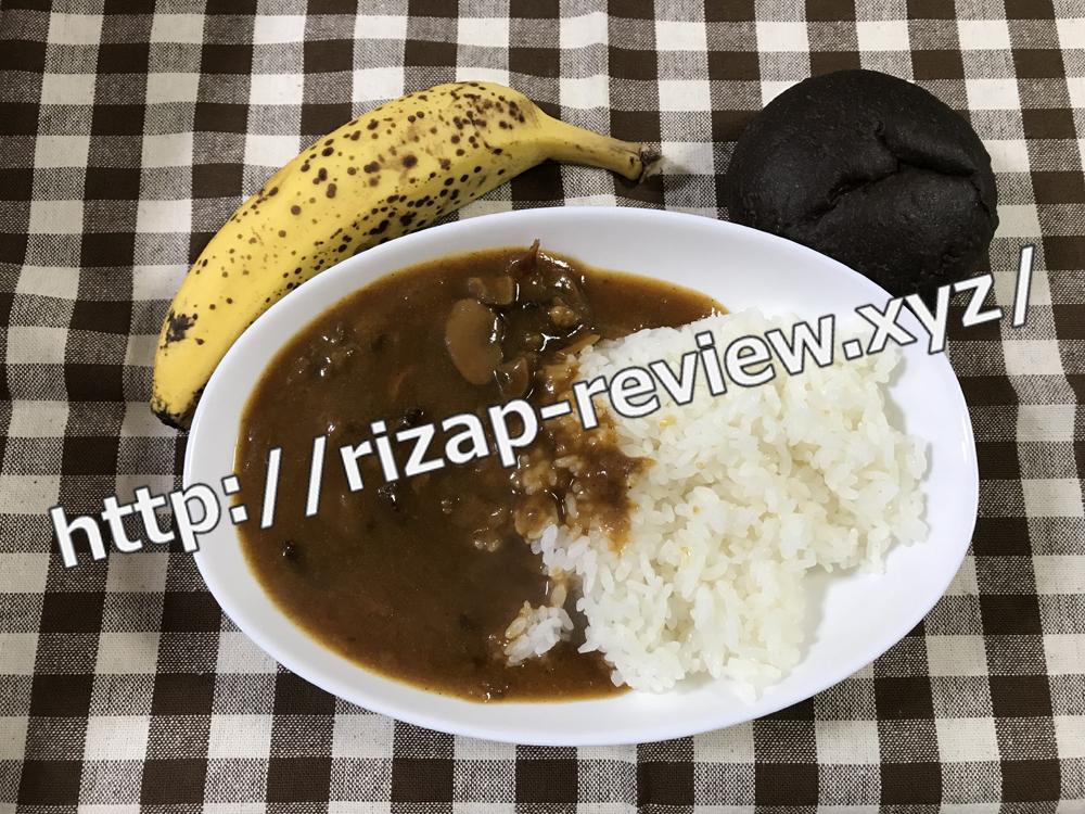 2018.11.17(土)ライザップ流の昼食