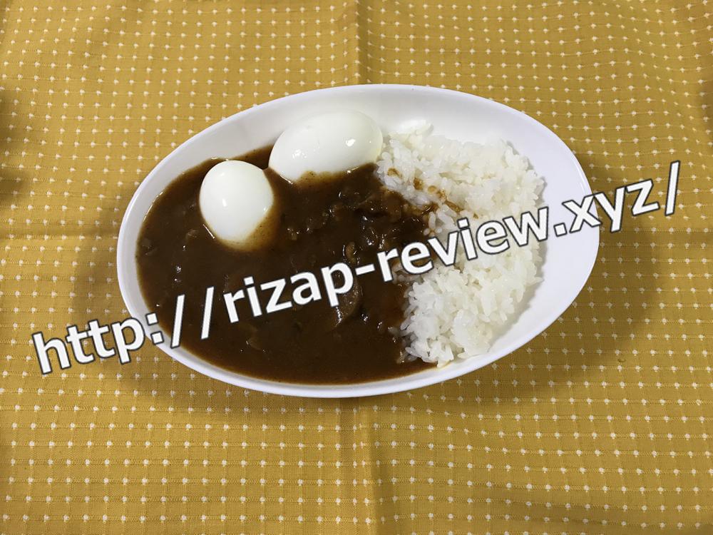2018.12.8(土)ライザップ流の昼食