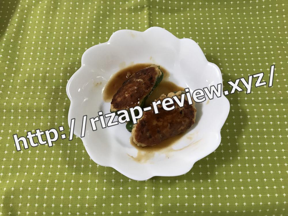 2019.1.14(月)ライザップ流の昼食