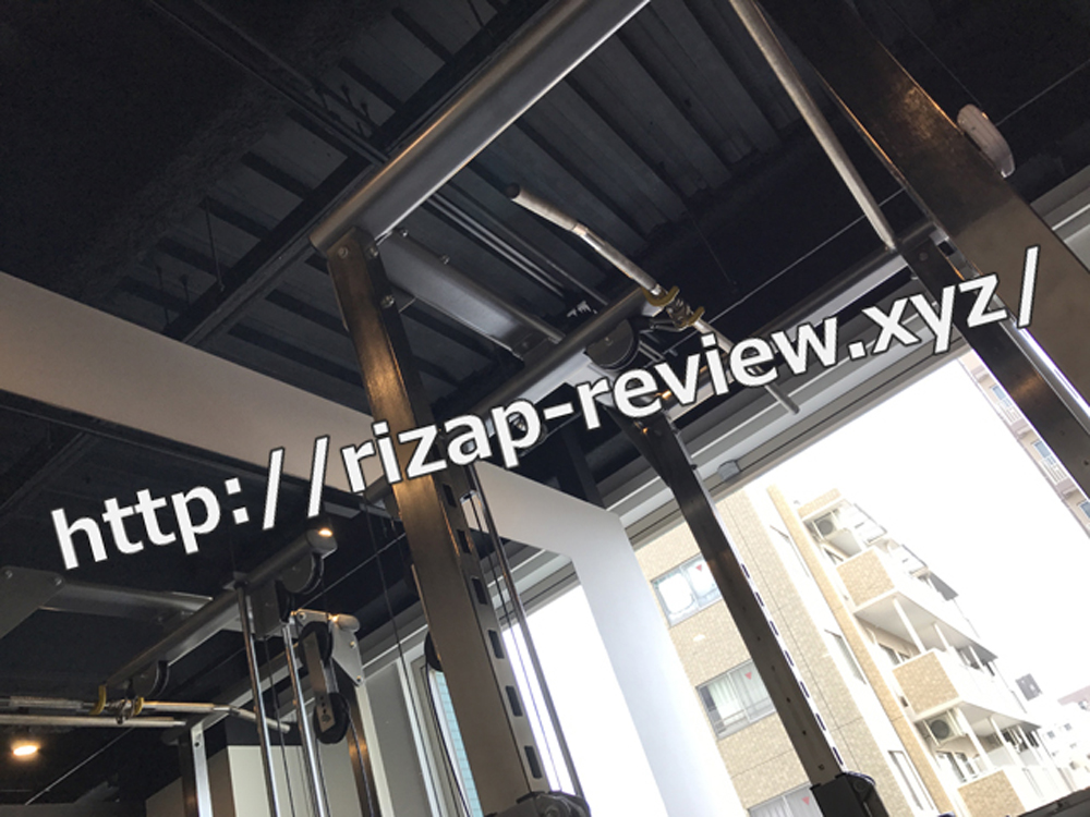 ライザップ柏店・158回目(バルクアップ期)・2019.1.17(木)